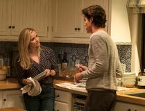 "This image released by eOne shows Reese Witherspoon, left, a scene from ""Home Again."" (Karen Ballard/eOne via AP)"