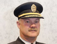 Fire Chief Ken Stuebing (Handout)