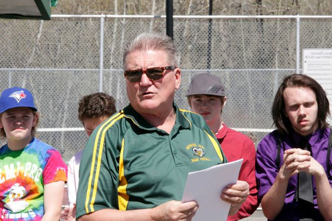 The Bantam Sherwood Park Rams football program's practice field, currently the Kinsmen/Westboro Park, is officially being renamed in honour of longtime head coach Jim Skitsko, after a final council vote on Sept. 5.