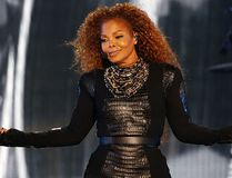 Janet Jackson. (KARIM SAHIB/AFP/Getty Images)