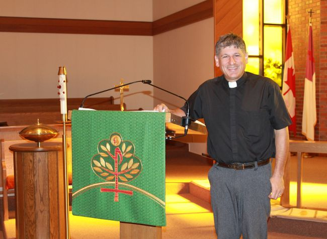 Pastor Jason Kouri and the congregation of Redeemer Lutheran Church in Sarnia are celebrating the 500th anniversary of the Reformation with a number of special events.