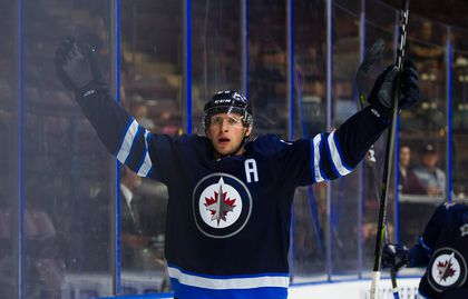Winnipeg Jets Jansen Harkins