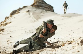 cineSarnia will also be screening Land of Mine, a Danish drama that takes a look at the fate of teenage German POWs following the Second World War, where they were charged with the dangerous task of clearing land mines from Denmark's coastline. (Handout)