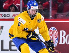 Rasmus Dahlin of Sweden (Getty Images)