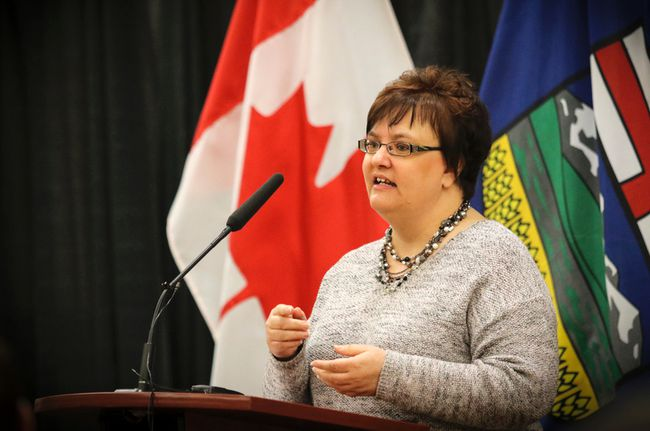 Town of Blackfalds Mayor Melodie Stol will not seek re-election this fall. Stol served on council for 19 years - nine years as councillor, and ten as mayor. (Ashli Barrett/Lacombe Globe)