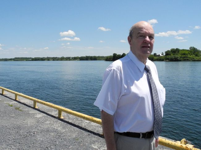 <p>A file photo of Chuck Charlebois from 2013, taken at the Cornwall Harbour.</p><p> Cheryl Hazelton/Cornwall Standard-Freeholder/Postmedia Network