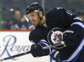 The Winnipeg Jets signed Bryan Little to a six-year contract extension it was announced Thursday, Sept. 14, 2017. Winnipeg Sun files
