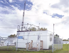 Fort Air Partnership operates several air quality monitoring stations throughout the region.