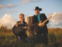 Rachel Dancsok and her husband, Darwin, will perform at this year's Moosehorn Gospel Music Festival Sept. 17. (Submitted Photo)