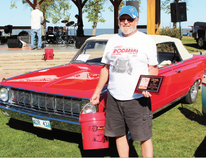 A winner from the 2016 Show 'n Shine. (File Photo)