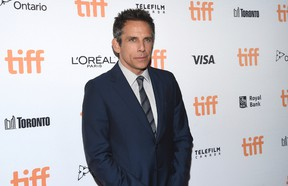 """In this Sept. 9, 2017 file photo, Ben Stiller attends a premiere for his film, """"Brad's Status"""" at the Toronto International Film Festival in Toronto. (Photo by Evan Agostini/Invision/AP, File)"""