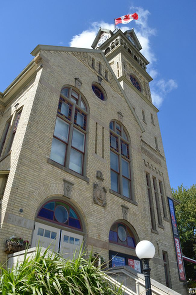 Petrolia's municipal staff is looking to make a longtime dream come true – they are applying for funding for a study that could lead to major changes at Victoria Hall, including the replacement of Friendship Hall. Melissa Schilz/Postmedia Network