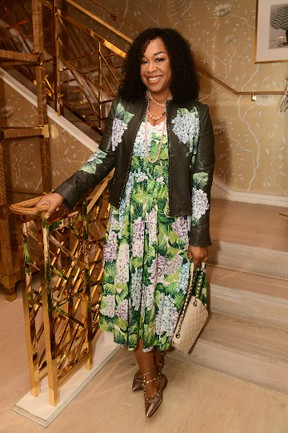 Shonda Rhimes attends Glamour x Tory Burch Women To Watch Lunch on September 15, 2017 in Beverly Hills, California. (Photo by Emma McIntyre/Getty Images for Glamour x Tory Burch)