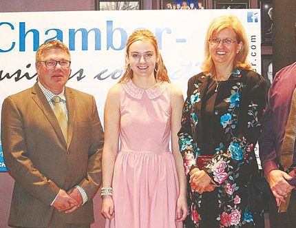 The Portage la Prairie Chamber of Commerce will be accepting nominations for both community volunteers and businesses ahead of next month's Best Business Awards gala until September 29. (File photo)