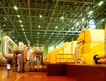 Bruce B Turbine Hall at the Bruce Power nuclear generating station. (Bruce Power/Shared Photo)
