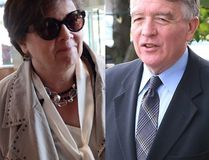 Pat Sorbara and Gerry Lougheed are on trial in Sudbury (Canadian Press)