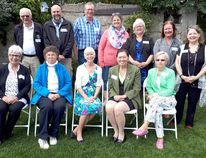 Women's House Serving Bruce and Grey celebrated 46 local volunteers and recognized donors from across the region that help support the shelter and its services to women and children who have suffered abuse.