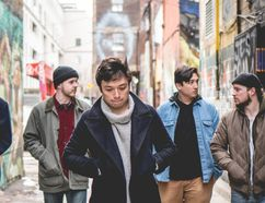 Toronto indie band Mermaids Exist plays the London Music Hall Friday night.