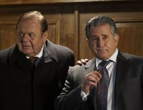 Paul Sorvino and Anthony LaPaglia in Bad Blood.