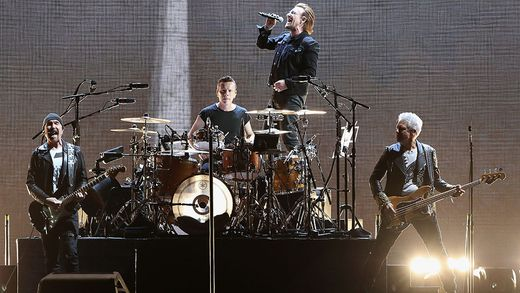 U2 delayed 'Songs of Experience' album to perfect tunes for concert