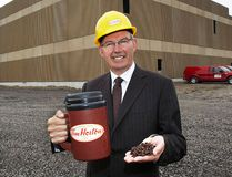 Don Schroeder is seen in a file photo. (CNW Group/Tim Hortons Inc./HO)