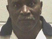 This undated photo provided by Georgia Department of Corrections shows Keith Leroy Tharpe. Georgia is preparing to put to death Tharpe, who killed his sister-in-law 27 years ago. But his lawyers say the execution should be stopped because his death senten