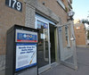 Ottawa Public Health's new interim supervised injection site on Clarence Street. JEAN LEVAC / POSTMEDIA NEWS