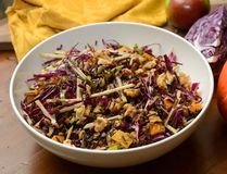 Autumn Salad with Roasted Squash. (MORRIS LAMONT, The London Free Press)