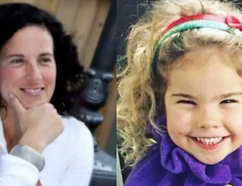 Sarah Payne, 42, and daughter Freya, 5, were killed in a head-on collision southwest of London on Aug. 29.