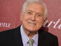 """Former """"Let's Make a Deal"""" host Monty Hall has died after a long illness at age 96. His daughter Sharon Hall says he died Saturday, Sept. 30, 2017, at his home in Beverly Hills, Calif. (Jordan Strauss/Invision/AP, File)"""