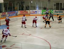 The Radars faced off against the Dunlops this past weekend, taking the win 3-2.