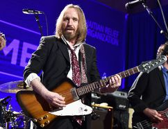 Tom Petty performs at the 5th Annual Sean Penn & Friends Help Haiti Home Gala on Jan. 9, 2016, in Beverly Hills, Calif. (Alberto E. Rodriguez/Getty Images)