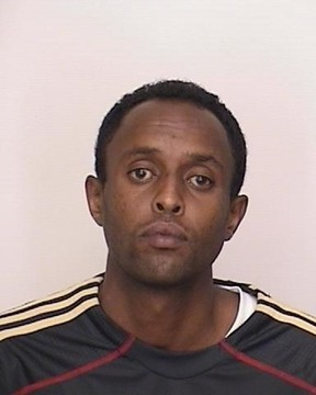 Abdinasir Hussein, 42, of Toronto, was found dead in an apartment at 12 Arbordell Rd. on Wednesday, Oct. 4, 2017.