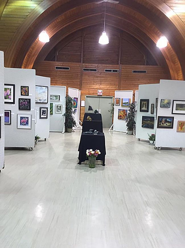 An art show in celebration of Canada's 150th is being hosted at the A.J. Ottewell Centre starting on Friday, Oct. 13.