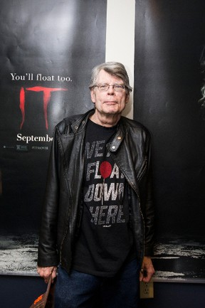 Stephen King. (Getty Images)