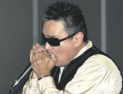 Musician Robbie Antone, who suffered a heart attack, will have triple bypass surgery later this month. (Tommy Alcatraz/Special to Postmedia News)
