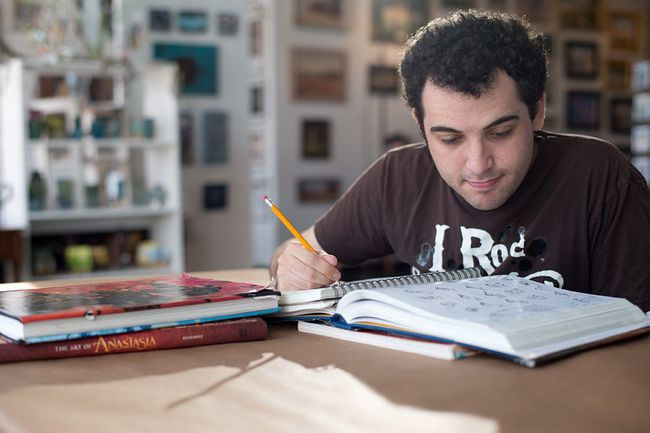 Owen Suskind, a young man born with non-verbal autism, is shown in a scene from the documentary Life, Animated. The Sarnia Justice Film Festival will be screening the film on Saturday, Nov. 4 at the Sarnia Public Library Theatre.