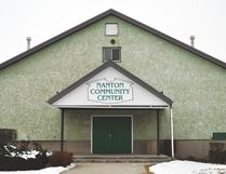 Voting takes place Monday, Oct. 16 at the community centre. Nanton News file photo