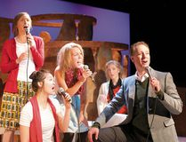 Rosebud Theatre's production of 'The Christians' runs until Oct. 28. Supplied