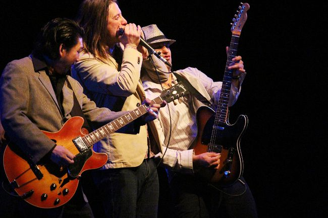 More people flocked to the Shell Theatre on Oct. 7 to support the Families First Society's second annual music festival fundraiser, Right from the Roots. All money raised will go directly back to the non-profits' local programs and services.