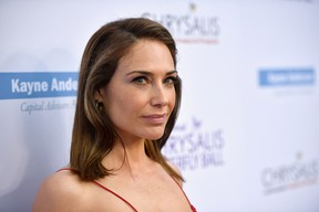 Claire Forlani at the 16th Annual Chrysalis Butterfly Ball on June 3, 2017 in Los Angeles.  (Matt Winkelmeyer/Getty Images for Chrysalis Butterfly Ball)