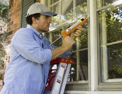 If you're planning on doing some caulking in the fall, make sure the temperature is at least 5 degrees celsius. Postmedia Network