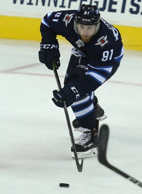 Kyle Connor has five points in four games with the Moose and will join the Jets to replace the injured Mathieu Perreault. Kevin King/Winnipeg Sun files