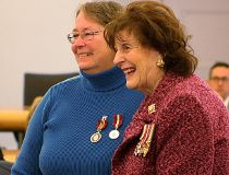 Sovereign's Medal recipients honoured