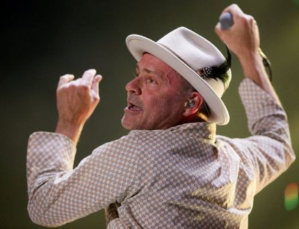 Tragically Hip frontman Gord Downie died Tuesday after a long battle with cancer.