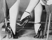 Sabrina Maddeaux says that now we've solved the great high heel crisis, maybe the government could get on with something a little more substantive.