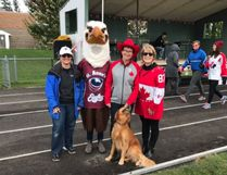 """Not only is our Annual W4W our school's major fundraiser, it is also a strong community builder and celebration of school spirit. The W4W is a day that students look forward to and they look back upon it as a highlight of their time at St. Anne's CSS."" -- St. Anne's Principal Karen Tigani"
