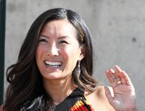 Tanya Kim joined Sault Ste. Marie's Walk of Fame in 2011. (Sault Star File Photo)