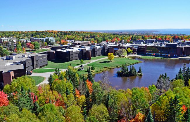 Canadore College (File Photo)