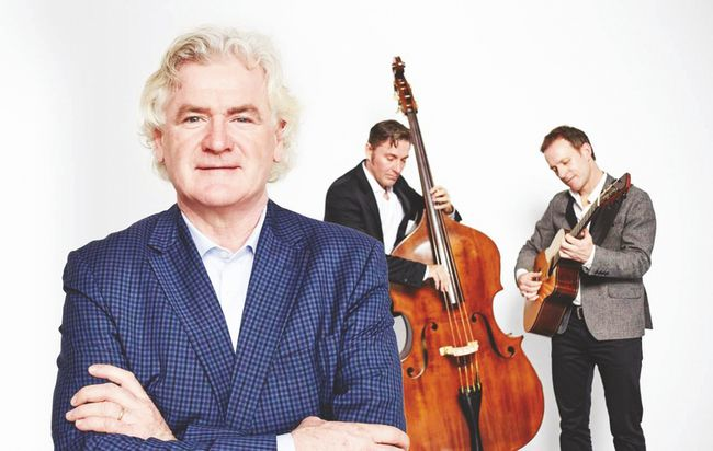 John McDermott is performing at the Maclab Centre for the Performing Arts on Oct. 25.